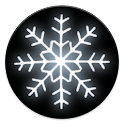 Accelerated Snow Wallpaper icon