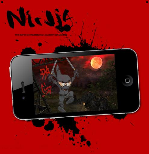 【免費街機App】忍者 影子-APP點子