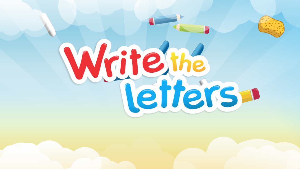 Write Letters Tracing ABC Screenshot