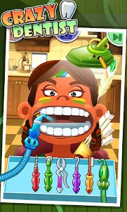Crazy Dentist - Fun games - screenshot thumbnail