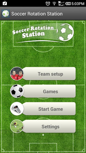 Soccer Rotation Station Full