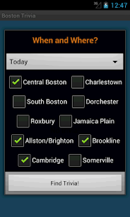 Boston Trivia Nights - screenshot thumbnail