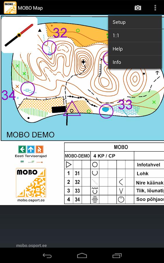 MOBO - screenshot
