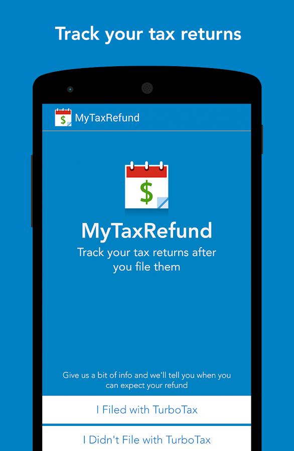 MyTaxRefund by TurboTax – Free - screenshot