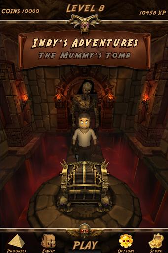 Indy's Adventures
