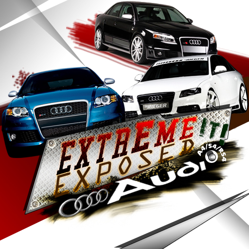 Audi A4|S4 EXPOSED