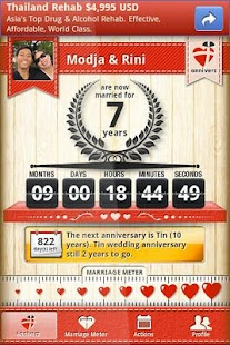 Marriage anniversary Alert - screenshot thumbnail