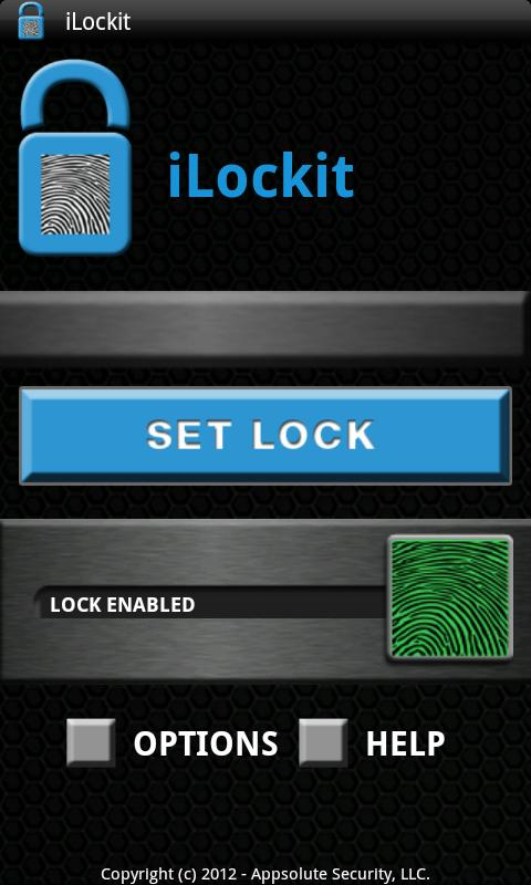 iLockit Lock Screen - screenshot