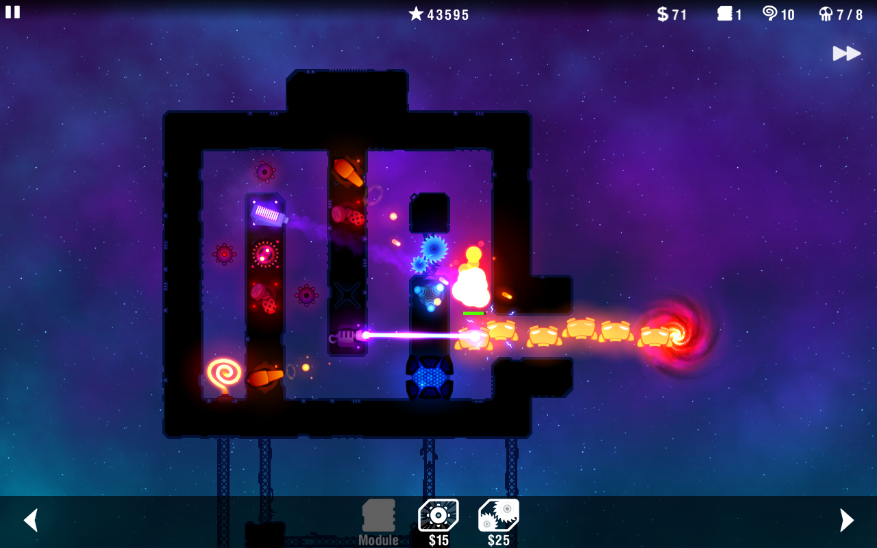 Radiant Defense screenshot #9