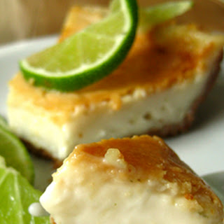 Key Lime 'Cheesecake'