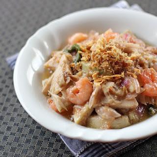 Ginataang Langka (Young Jackfruit Curry)