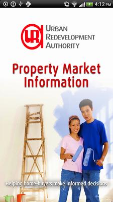 Property Market Information - screenshot
