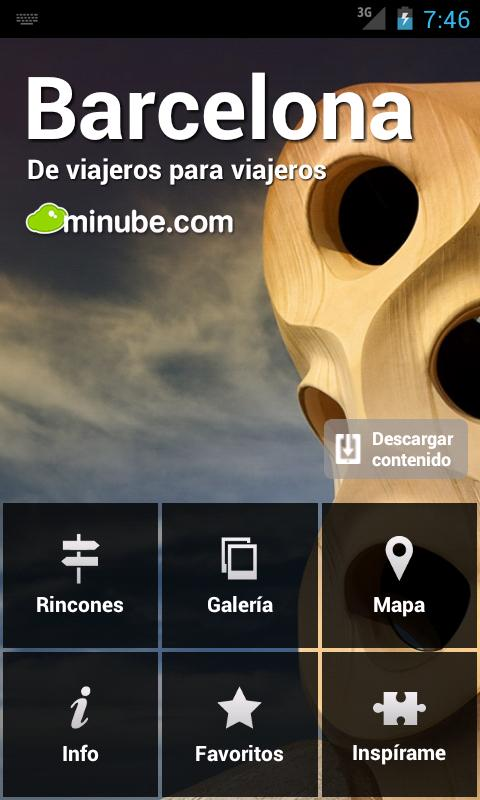 Barcelone - Guide de Voyage - screenshot