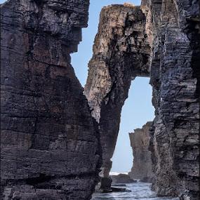 The arches by Jose María Gómez Brocos - Landscapes Caves & Formations