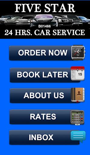 Five Star Car Service