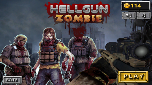 Hellgun Zombie Shooter