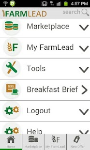 FarmLead Mobile - screenshot thumbnail