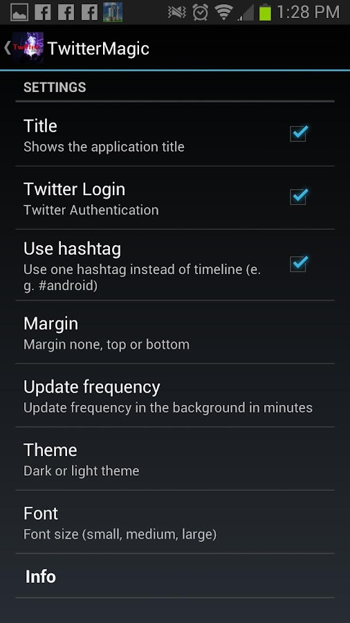 TwitterMagic Pro! For Twitter - screenshot