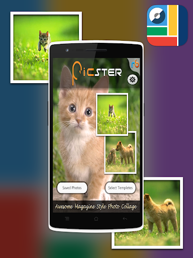PicSter : Enhance pic collage