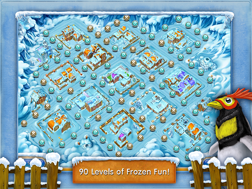 Farm Frenzy 3: Ice Domain Free  screenshots 7