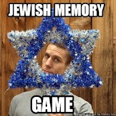 Jewish Game - Memory Game