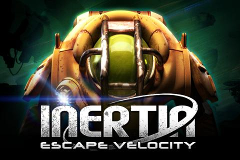 Inertia: Escape Velocity HD- screenshot