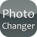 Photo Changer logo