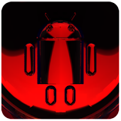 ANDROID RED Live Wallpaper