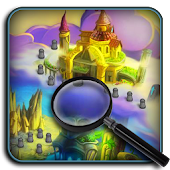 Dream World. Hidden Objects