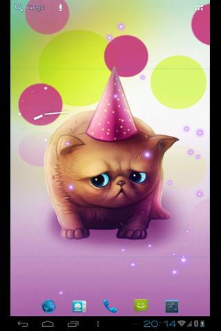 Birthday Kitty - screenshot