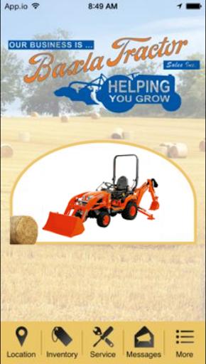 Baxla Tractor Sales Inc.