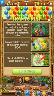Acorn Buster - screenshot thumbnail