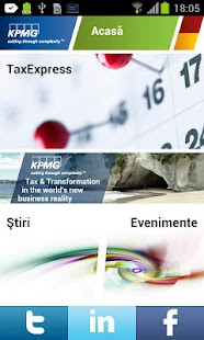 KPMG - TaxExpress - screenshot thumbnail