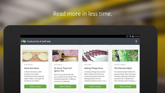 Blinkist - Nonfiction Books Screenshot 27