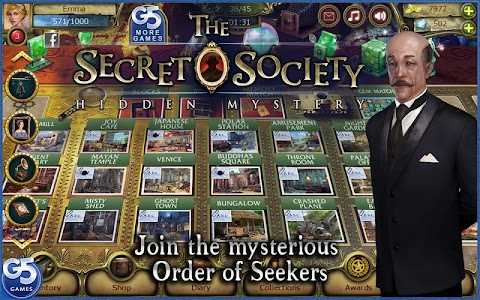 The Secret Society® v1.10