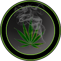 Marijuana Fondos Animados icon