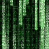 Matrix Hangul Live Wallpaper