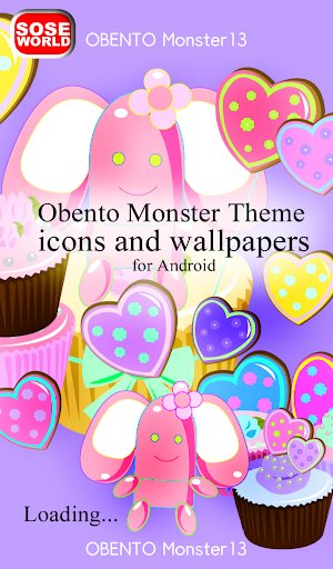 Obento Monster theme 13