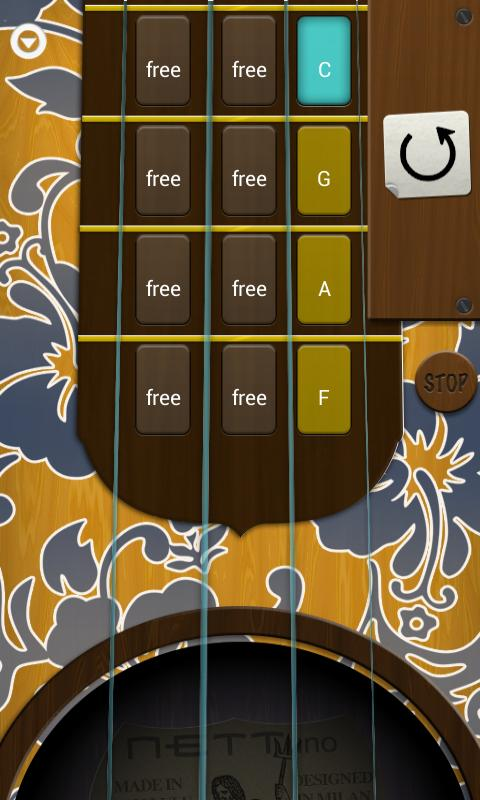 Ukulele - Hawaiian Guitar- screenshot