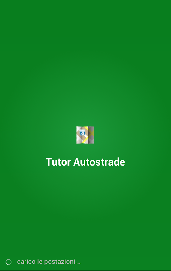 Tutor autostrade- screenshot