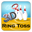 Ring Toss 3D Tap Touch Flick icon