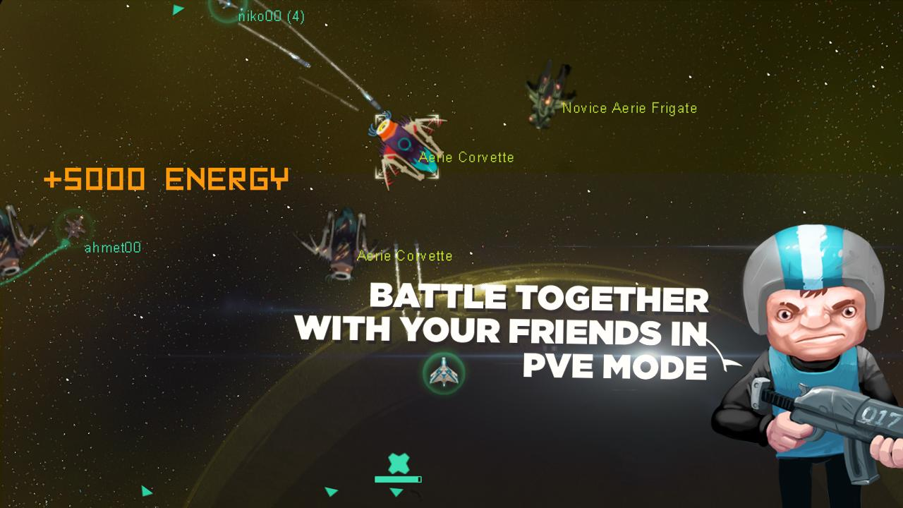 Pocket Fleet Multiplayer- screenshot