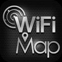 WiFiMap (Free WiFi) icon