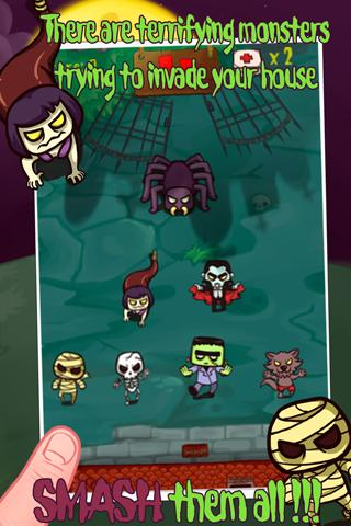 Smash Monster Free - screenshot
