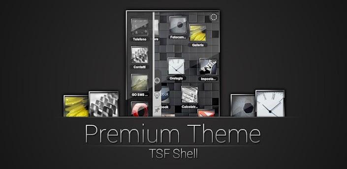 Premium Theme TSF Shell apk