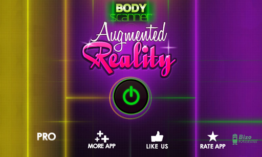Body Scanner: Augmented Prank for PC