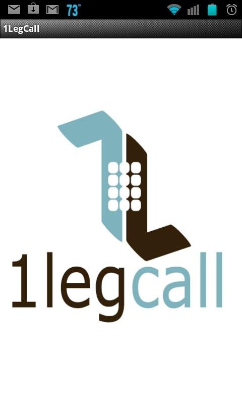 1LegCall Lite - screenshot