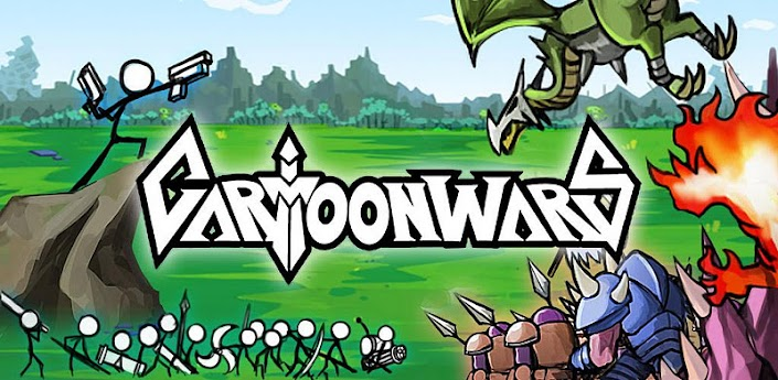 Скачать стратегию Cartoon Wars на андроид