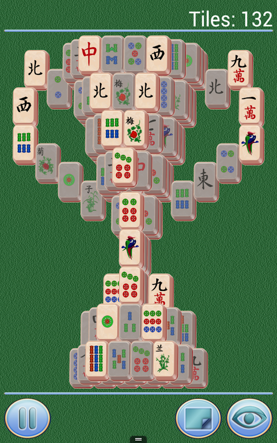 Mahjong 3- screenshot