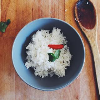 Perfect Fluffy White Rice Recipe